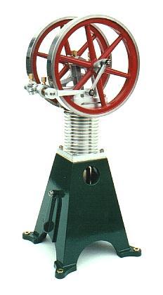 J E  Howell Model Engine Plans Home Page